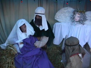 Christmas Eve - Crib Service