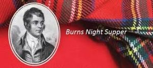 Burns' Night Supper and Dance @ Austwick Parish Hall