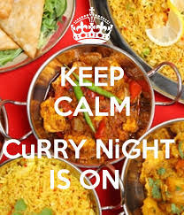 Curry Night at the Helwith Bridge Inn @ Helwith Bridge Inn